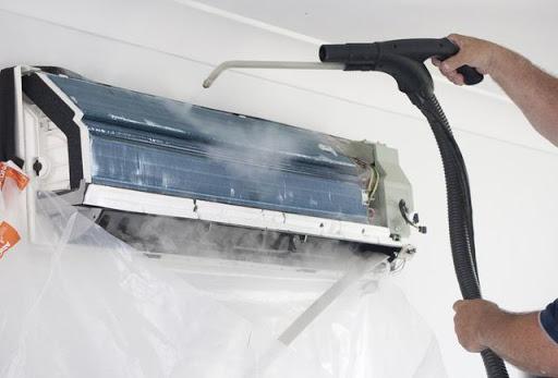 Quy trình chuẩn vệ sinh máy lạnh quận Tân Phú