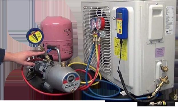 ưu điểm bơm gas máy lạnh