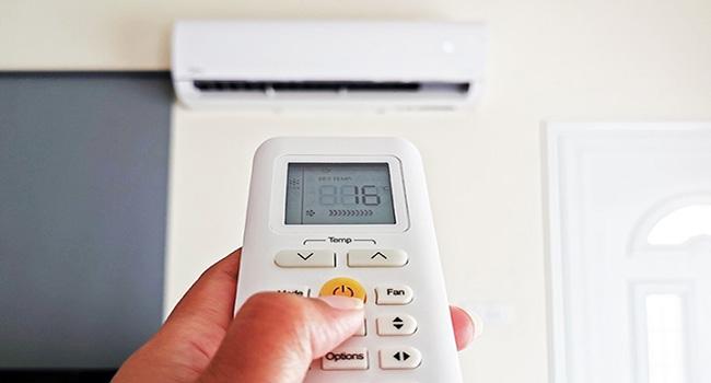 cách sử dụng điều hòa sai lầm mở nhiệt độ quá thấp