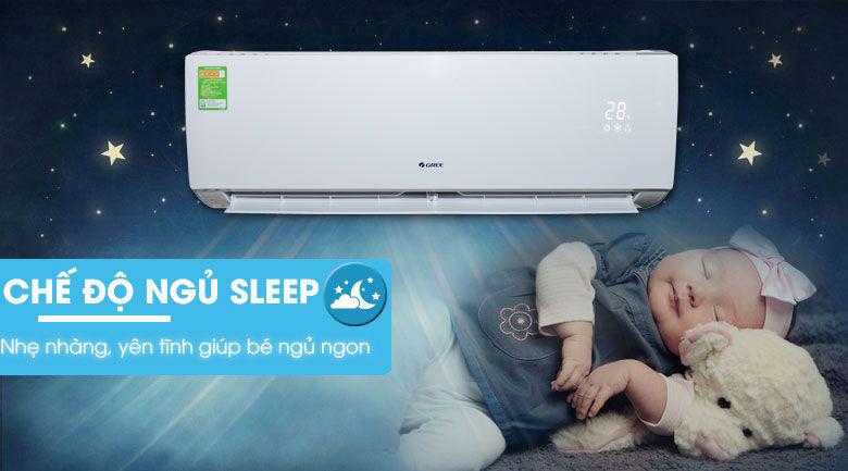 Chế độ sleep là chế độ ngủ đêm giúp ngủ ngon hơn