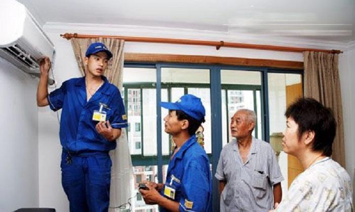 Việt Thái là đơn vị lắp máy lạnh quận Tân Phú uy tín
