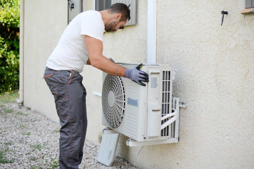 lắp máy lạnh quận 12