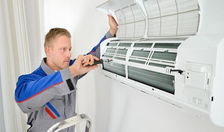 lắp đặt máy lạnh việt thái