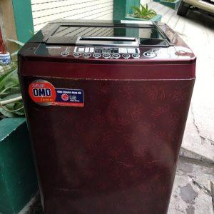 máy giặt LG cũ 8kg