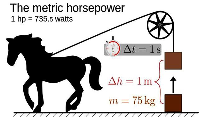 ngựa máy lạnh là gì