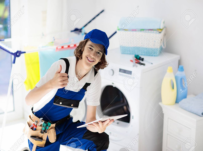 Việt Thái cam kết dịch vụ sửa máy giặt quận 1 uy tín chuyên nghiệp