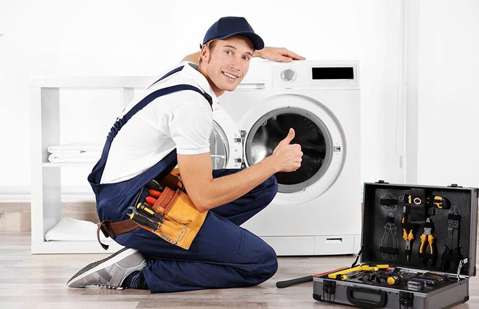 Việt Thái cam kết dịch vụ sửa máy giặt nhanh chóng uy tin chuyên nghiệp