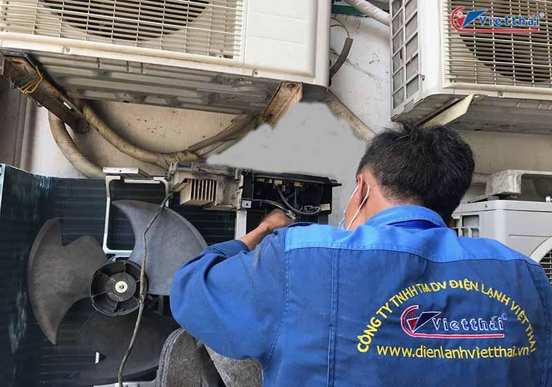 Dịch vụ sửa máy lạnh quận bình tân
