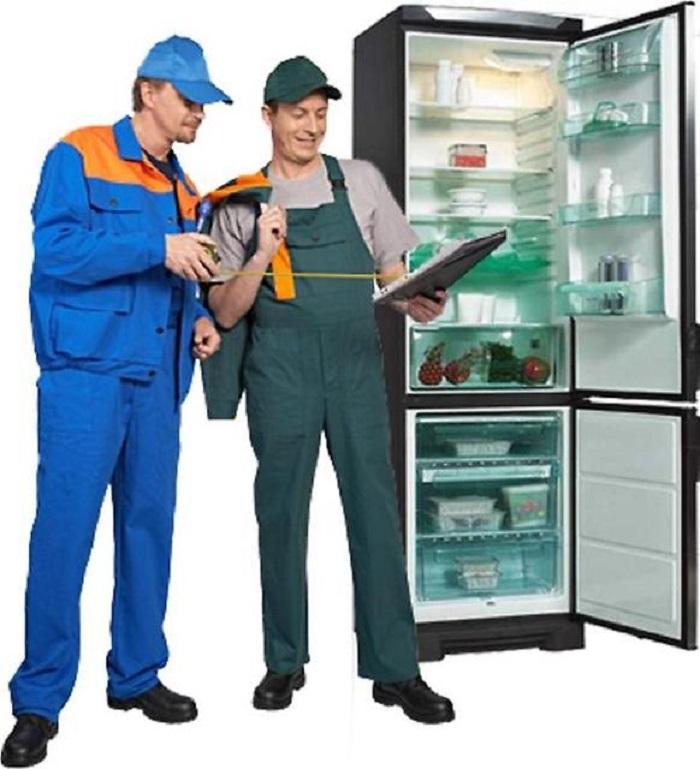 quy trình sửa tủ lạnh