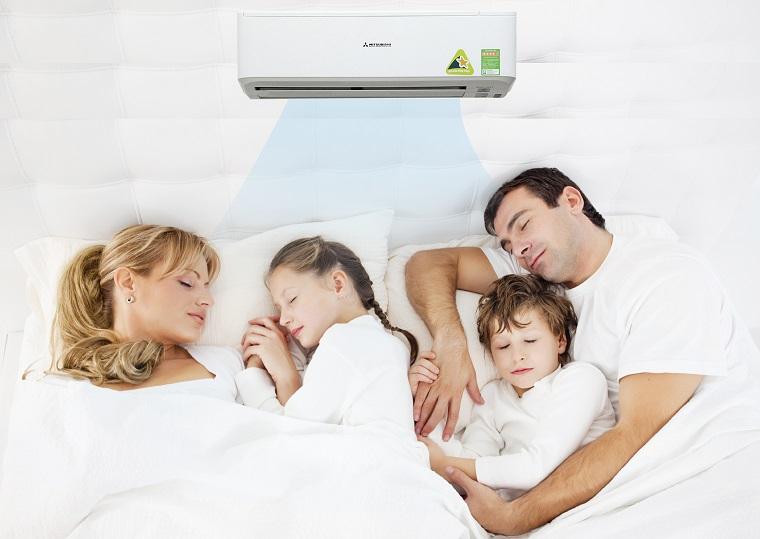 Vệ sinh máy lạnh thường xuyên mang lại bầu không khí trong lành