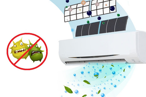 Vệ sinh máy lạnh thường xuyên ngăn ngừa vi khuẩn